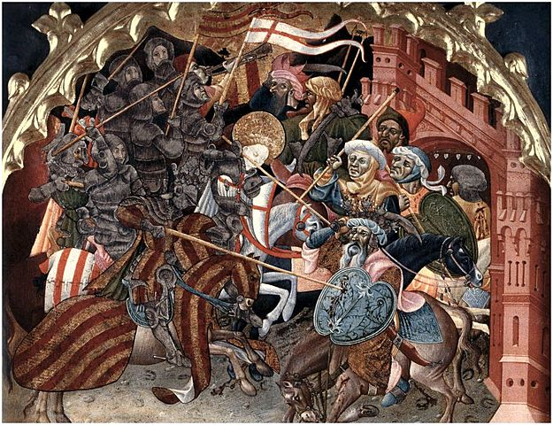 Batalla de Sagrajas Derrota de los almorávides por el rey castellano.