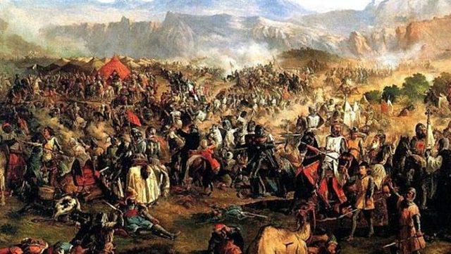 Batalla de la Navas de Tolosa.