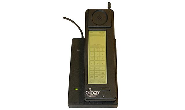 Teléfono IBM Simon