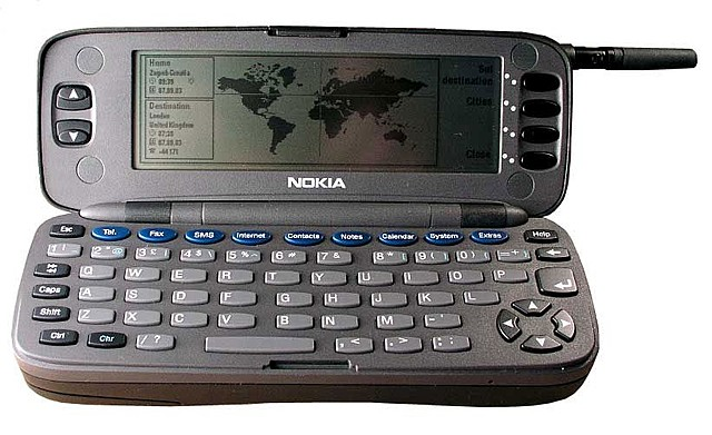 Teléfono Nokia 9000