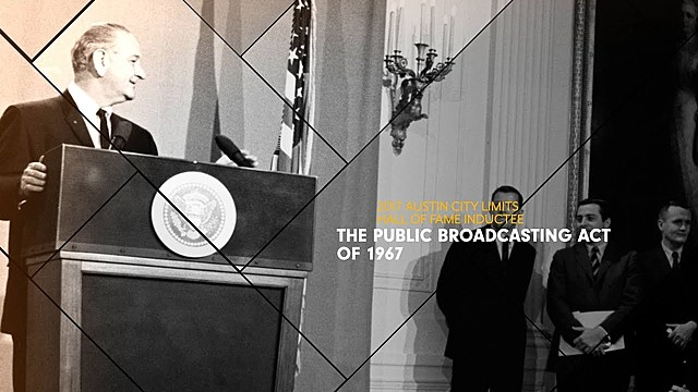Public Broadcasting Act of 1967