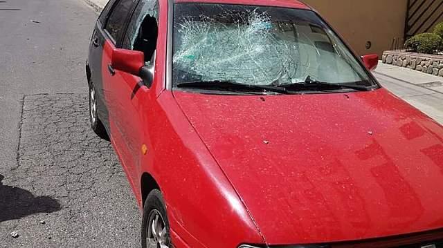 Afines al MAS atacan viviendas y un automóvil particulares