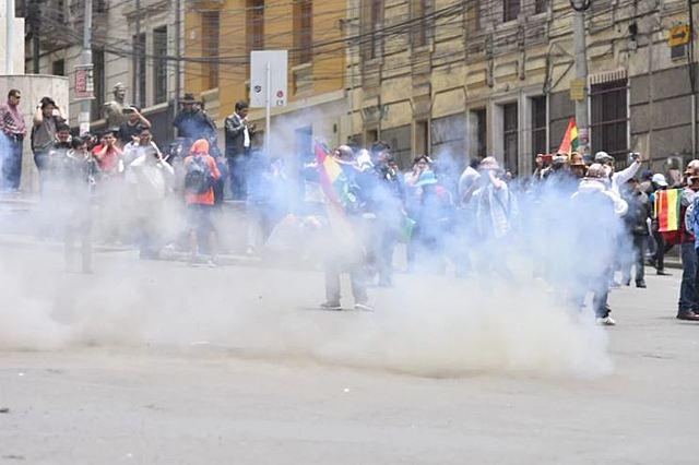 Cortar el agua a La Paz, la nueva amenaza del MAS