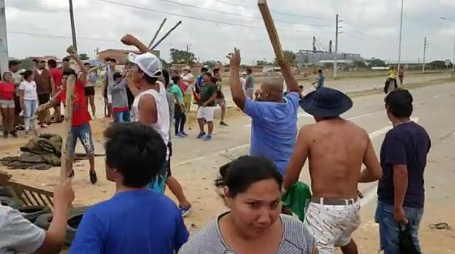 Enfrentamientos en Santa Cruz dejan heridos y hay tensión en el Plan 3000