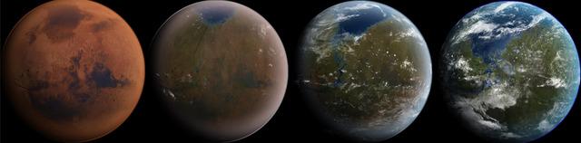 4.6 Billion Years Ago: Earth Began to Form