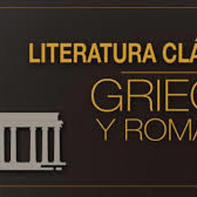 LITERATURAS CLÁSICAS : GRECIA Y ROMA timeline