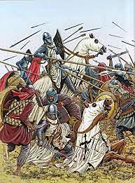 Los almohades dominan al-Ándalus y vencen en Alarcos