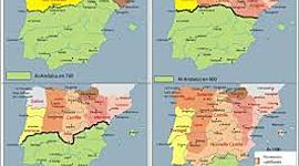 Los reinos cristianos de la reconquista timeline