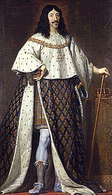 Lluís XIII es proclamat comte de Barcelona