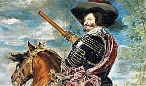 Destitución conde-duque de Olivares