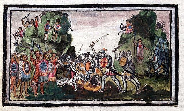 Batalla de Tlaxcala.