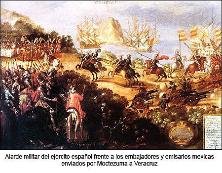 Fundación de Veracruz.