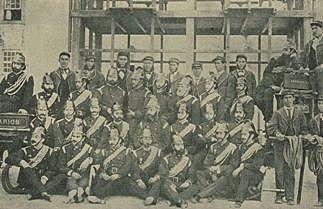 Primeira Companhia de Bombeiros Voluntários