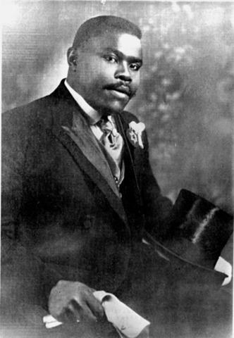 Marcus Garvey Convicted