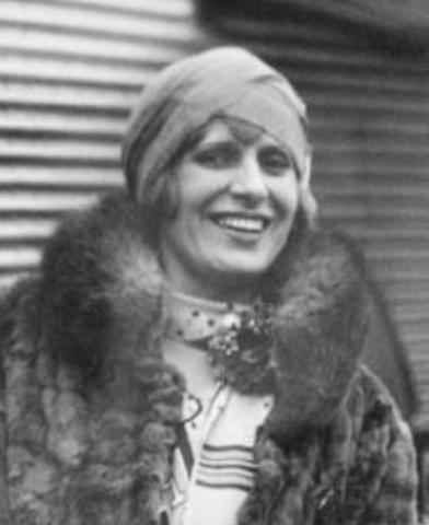 Aimee Semple McPherson's First Broadcast