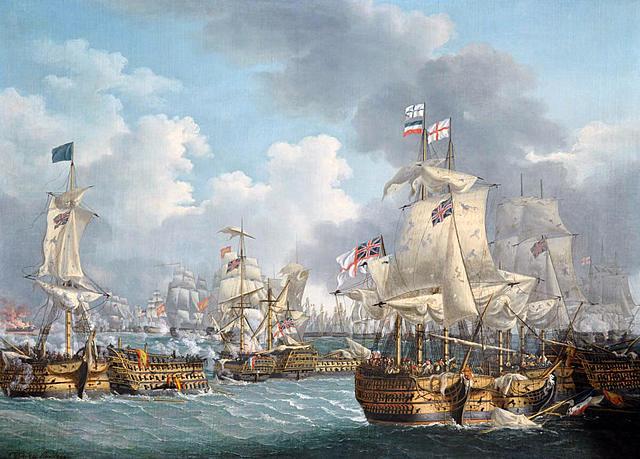 The Battle of Trafalgor