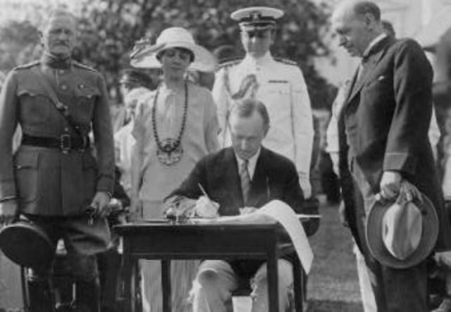 The Immigration Act (Johnson-Reed Act) of 1924