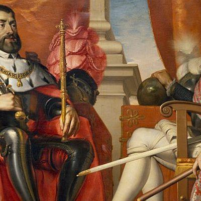 La Monarquía Hispánica y los Austrias timeline