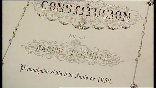 Constitució espanyola del 1869