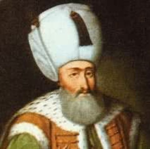 Suleyman the Magnificent Ascends Power