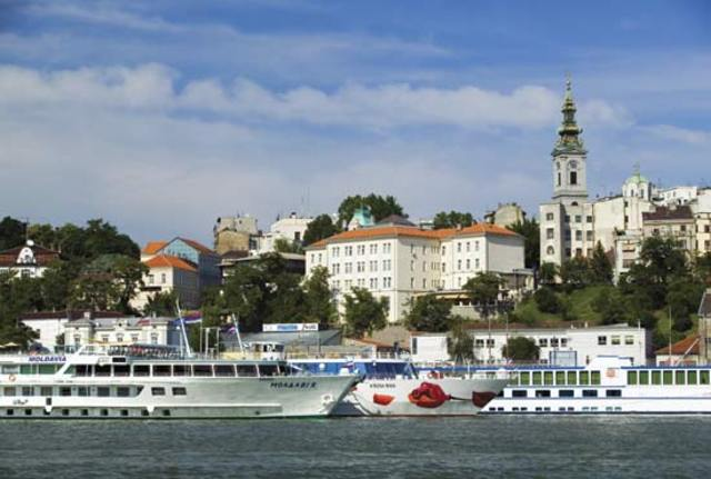 Capture of Belgrade