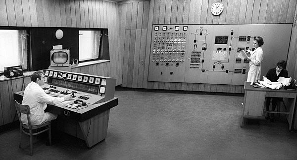 Лаборатория телевидения на базе Всесоюзного электротехнического института