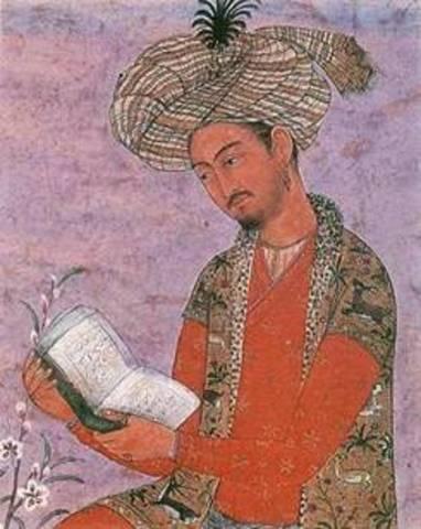 Reign of Zahir al-Din Muhammed