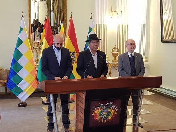 Comisión de la OEA inicia auditoría integral al cómputo de comicios en Bolivia