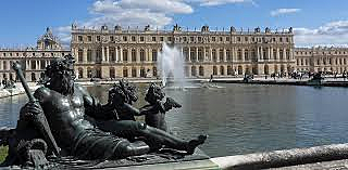 The Palace of Varsailles
