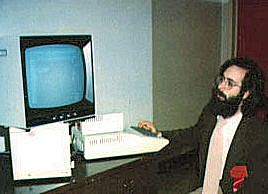 Dan goes back to Software Garden