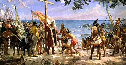 Primera Expedicion de la conquista de C.A