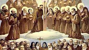 Época de la colonia ''Orden Franciscana''