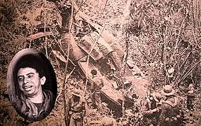 Muere a manos de la guerrilla Salvadoreña