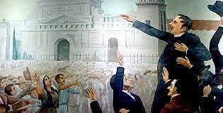 Primer Grito de Independencia El Salvador