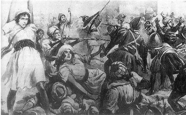 Rebelión de las Alpujarras