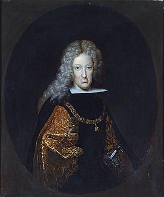Muerte de Carlos II y un problema de sucesión