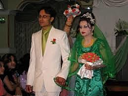 Amir and Soraya Get Married