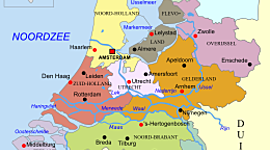 Nederland timeline