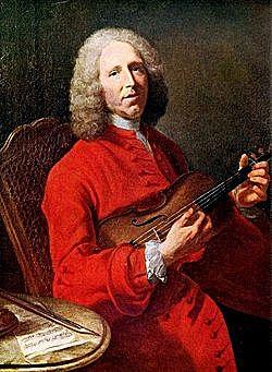 Mort J. P. Rameau