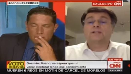 Las cinco irregularidades que Neotec expuso ante CNN