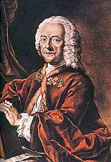 Naixement G. P. Telemann