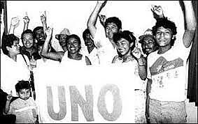 Organización popular ''UNO''