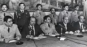 La segunda Junta De Gobierno