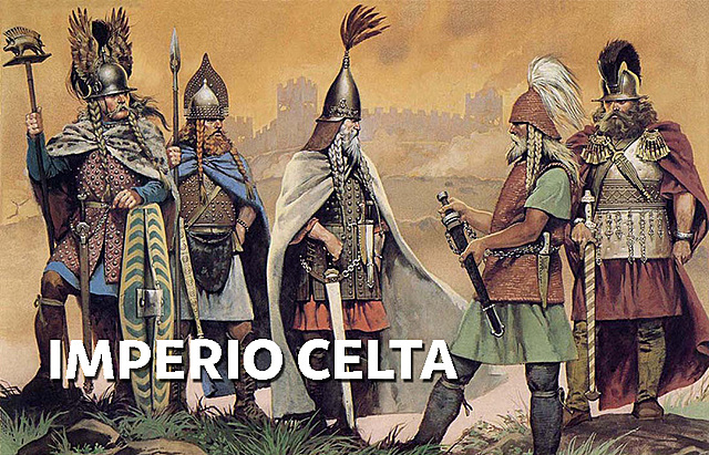 Arrival Of The Celts To England