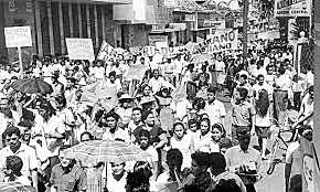 Manifestación Popular