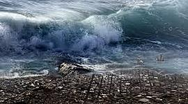 Deadly Tsunamis - Lauren Weathersbee timeline