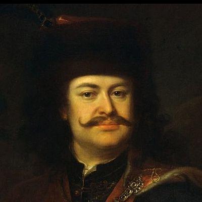 II. Rákóczi Ferenc élete timeline