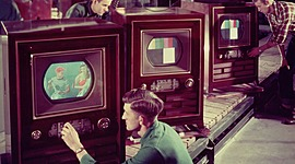 История телевидения timeline