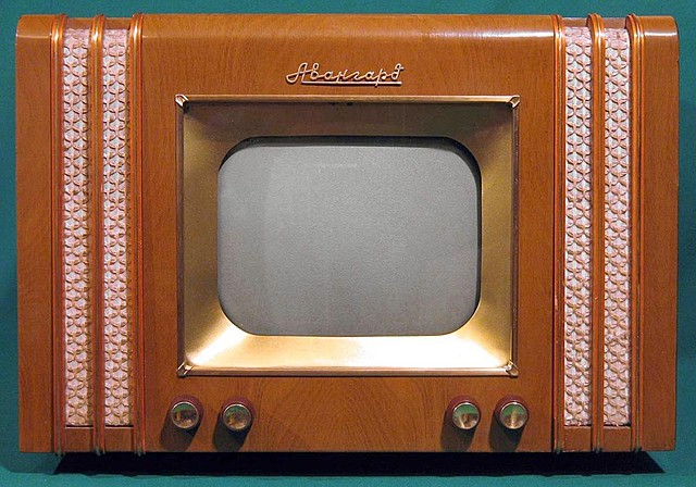 Телевизоры 1950-60х