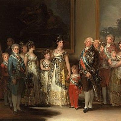 Reinado de Carlos IV y Guerra de Independencia timeline